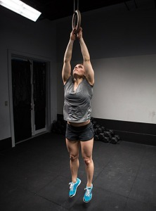2013 Open workout descriptions with Julie Foucher